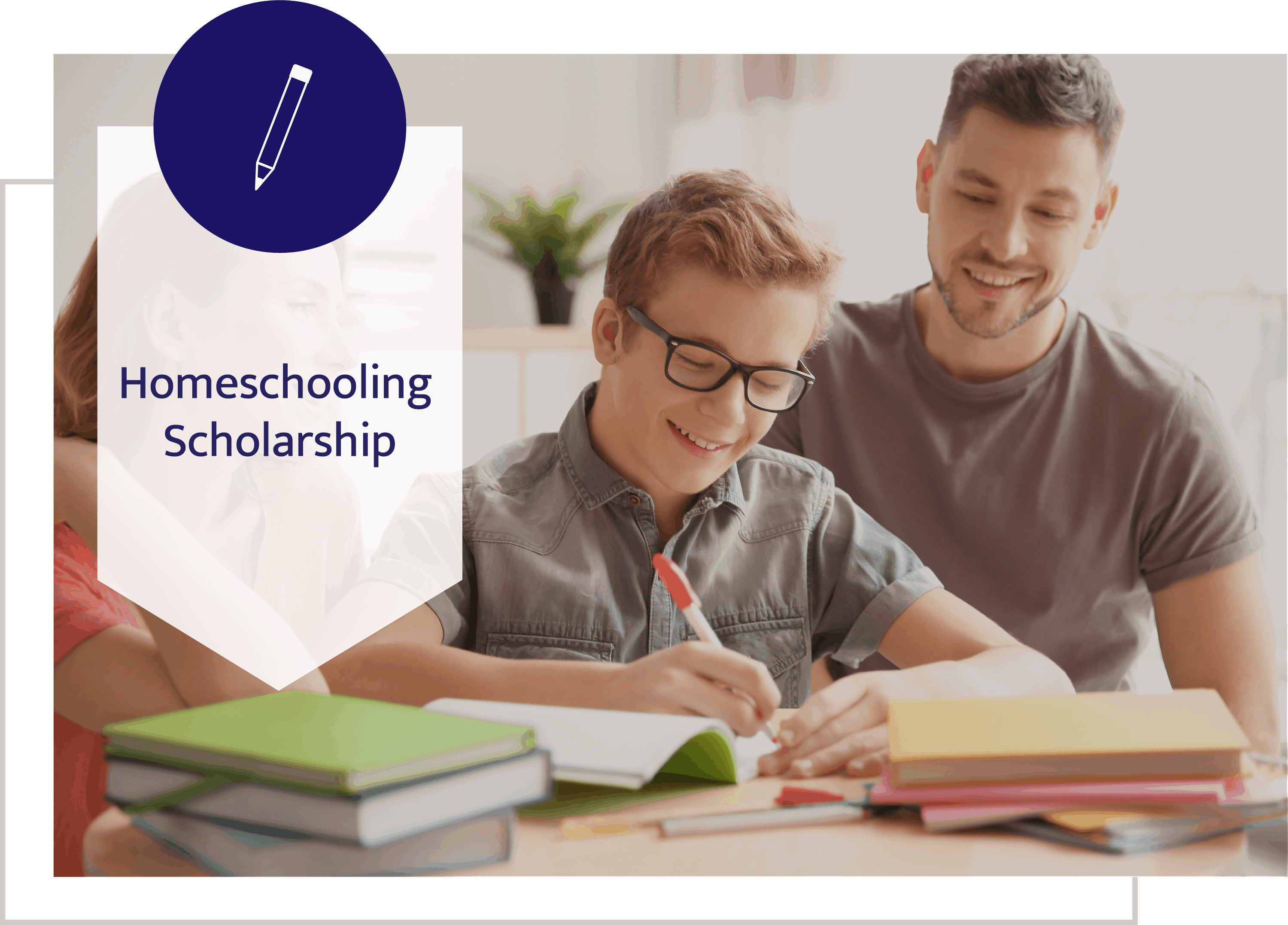 sfbc dual enrollment scholarship for home schoolers